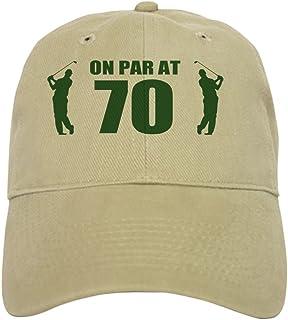 Vintage 1934 Birthday Unique Printed Baseball Hat - Baseball Cap with Adjustable Closure CafePress Green
