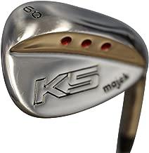 Majek Golf Men's Lob Wedge (LW) 60° Right Handed Regular Flex Steel Shaft