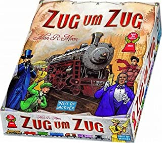 Days of Wonder - Zug um Zug (B0002LN71Q) | Amazon price tracker / tracking, Amazon price history charts, Amazon price watches, Amazon price drop alerts