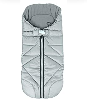 Decdeal Baby Bunting Bag Waterproof Stroller Footmuff Sleeping Bag Multifunction Weatherproof Warm Toddler Footmuff for 0-...