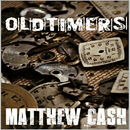 OldTimers audiobook cover art