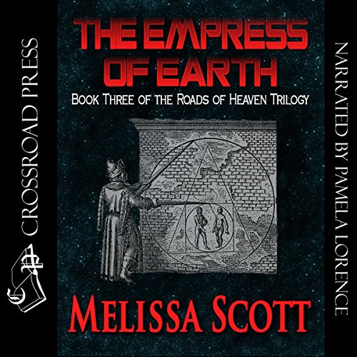 The Empress of Earth audiobook cover art