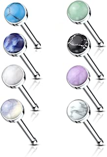 Top 10 Best Cute Nose Rings And Studs In 2020 Reviews Ratings
