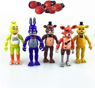 BigZ 5 PCS Five Nights at Freddy's 6