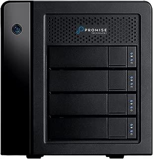 Promise RD P3R4HD16US Pegasus3 R4 4x4TB SATA RAID System with 1M Cable Retail