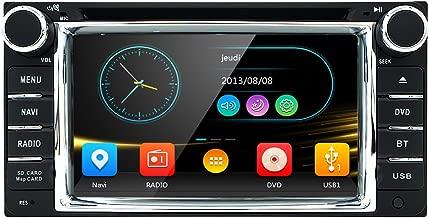 Car DVD Player GPS Navigation For TOYOTA Corolla Hilux Vios Zelas2011 Matrix Previa Prado Land Cruiser FJ Carmy 4runner Fortuner Land Cruiser100 series
