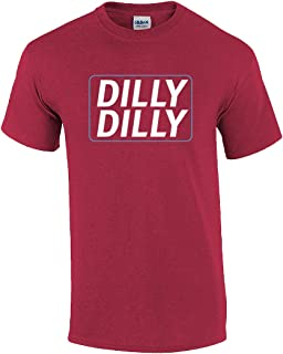 Funny Beer Drinking Dilly Dilly Adult Short Sleeve T-Shirt