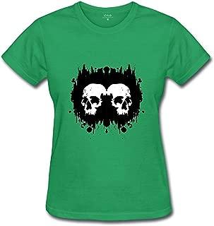 Kanna Skeleton Regular Women's T Shirt