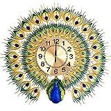 Orologio da parete Magicpro pavone grande dimensione...