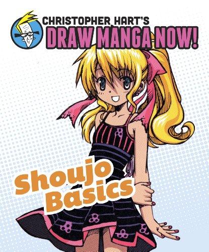 Shoujo Basics: Christopher Hart's Draw Manga Now! (English Edition)