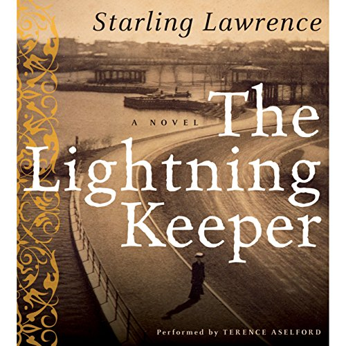 The Lightning Keeper audiobook cover art