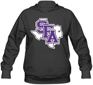 PTR Women's Hooded Sweatshirt - SFA Logo Black