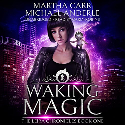 Page de couverture de Waking Magic: The Revelations of Oriceran