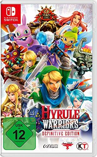 Hyrule Warriors Definitive Edition - Nintendo Switch [Edizione: Germania]