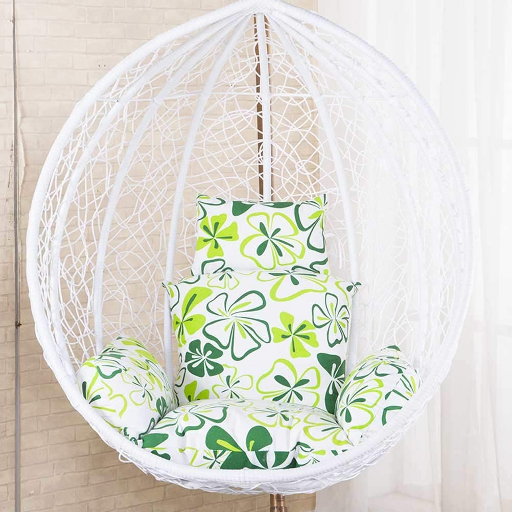 ZIJIAGE Garden Swing Chair Cushions Hanging Waterproof Shipping included Hamm Egg Ranking integrated 1st place