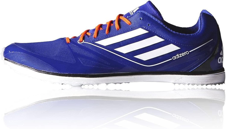 Adidas - ADIZEROCADENCE2 - B40514 - Coloree  Bianco-Nero-Viola - Dimensione  41.3
