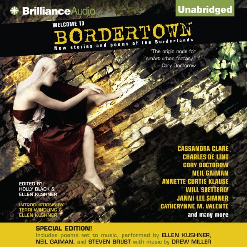 Welcome to Bordertown: Special Edition audiobook cover art