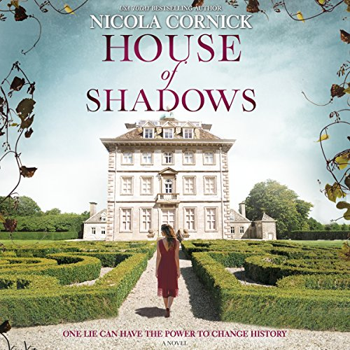 House of Shadows                   Written by:                                                                                                                                 Nicola Cornick                               Narrated by:                                                                                                                                 Heather Wilds,                                                                                        Fiona Hardingham,                                                                                        Beverley A Crick                      Length: 12 hrs and 19 mins     4 ratings     Overall 4.0