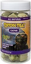 Healthy Herp Tortoise Treat Cactus 0.25-Ounce (7.1 Grams) Jar