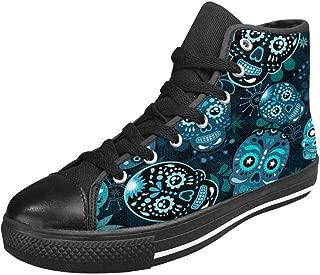 Women's Canvas High Top Sneaker Shoes