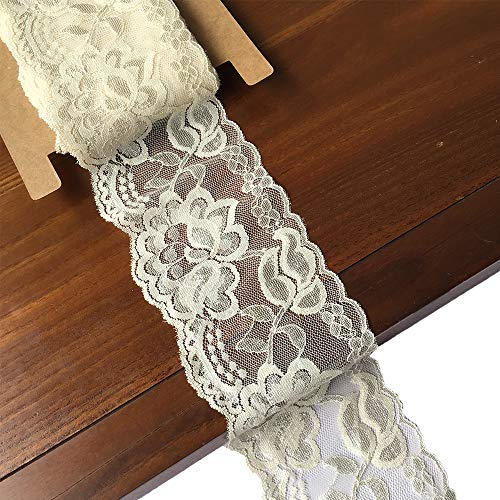 Lace Realm 3.15 Inches Wide