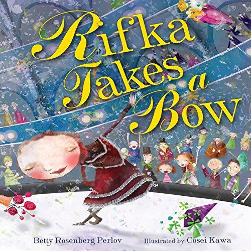 Rifka Takes a Bow copertina