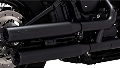 Vance & Hines 18-19 Harley FXBB Eliminator 300 Slip-On Exhaust (Black)