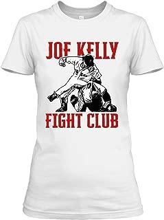 Joes Kelly Bostons Fights Club Ladies Custom