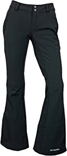 Women's Squaw Ascent Softshell Omni-Heat Reflective Thermal Insulated Ski Pants