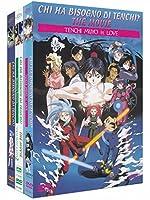 Chi Ha Bisogno Di Tenchi? - The Movie Collection (3 Dvd) [Italian Edition]