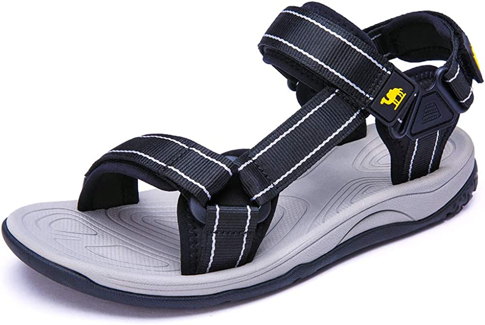 CAMELSPORTS Sandals for Women Summer Comfortable Hiking Sandals Flat Walking Womens Sandals Sport Athletic Beach Water Sandals