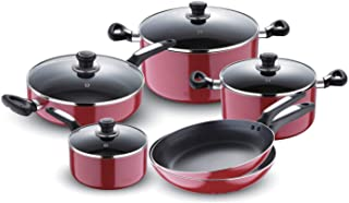 Royalford RF8500 Non-stick Cook Ware Set, 10pieces