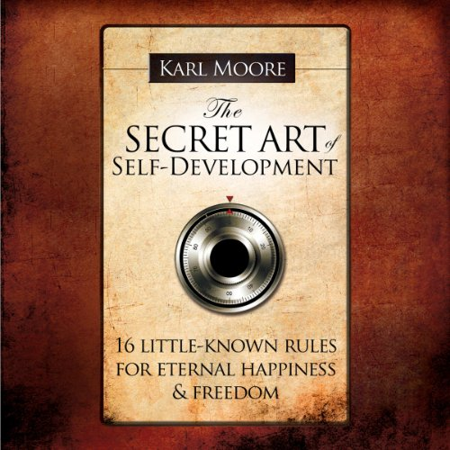 The Secret Art of Self-Development audiobook cover art