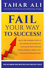 Fail Your Way to Success Kindle Edition