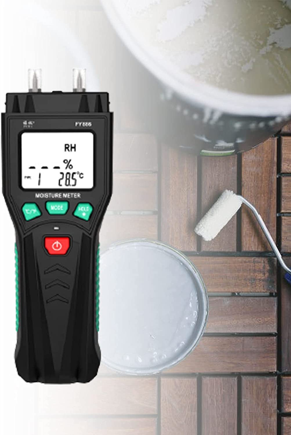 CSYHJRS High-Precision Wood Store Moisture Detector Same day shipping Measurin