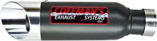 Coffman's Shorty Exhaust for Honda CTX700 CTX 700 (2014-2018) Sportbike with Polished Tip
