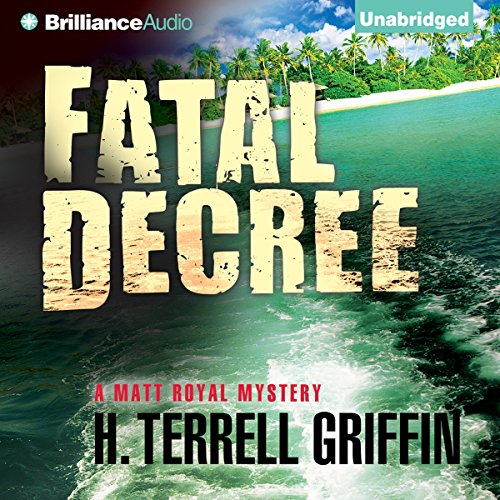 Fatal Decree audiobook cover art