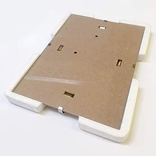 Nacnic Marco Clip Transparente (10x15 cm) Caja de 24