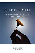 keep it simple aa book