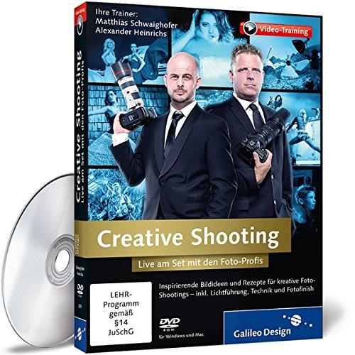 Creative Shooting - Live am Set mit den Foto-Profis (Galileo Design)
