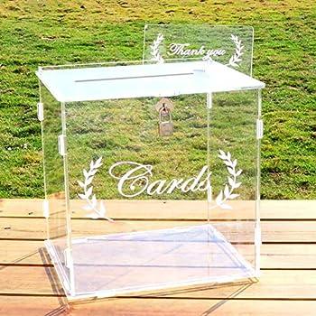 wedding card holder box