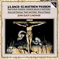 St. Matthew's Passion Excerpts by J.S. Bach (1991-02-08)