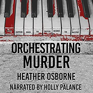 Orchestrating Murder audiobook cover art