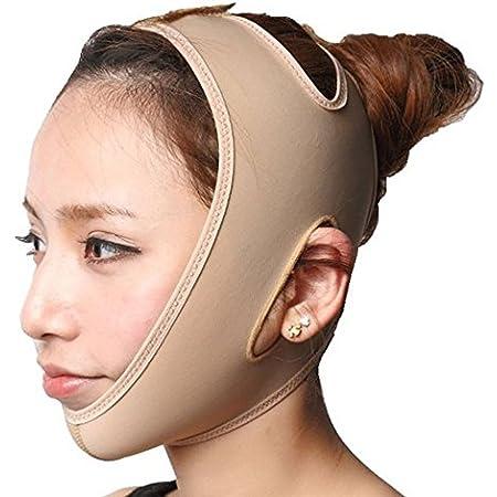 KOLIGHT Anti Wrinkle V Full Face Chin Cheek Lift up Slim Slimming Thin Mask Belt Band Strap (M)