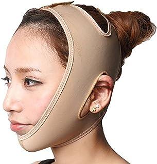 KOLIGHT Anti Wrinkle V Full Face Chin Cheek Lift up Slim Slimming Thin Mask Belt Band Strap (L)