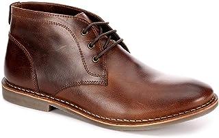 Franco Fortini Mens Hudson Lace Up Chukka Boot Shoes