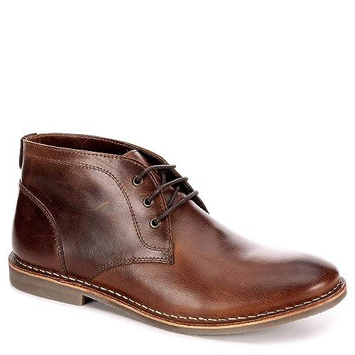 7df628941e95 Franco Fortini Mens Hudson Lace Up Chukka Boot Shoes