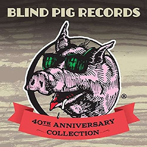 Price comparison product image Blind Pig Records 40th Anniversary Collection