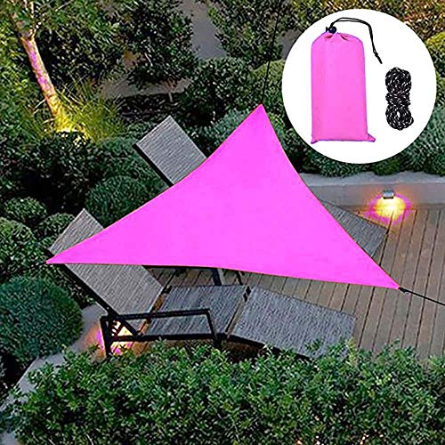 Shade Sails Patio Lawn Garden Right Triangle Sun Shade Sail 3x4x5m 90 Anti Uv Sunscreen Awning Canopy For Outdoor Patios Garden Backyard Pergola Decking Swimming Pool Breathable Waterproof 10