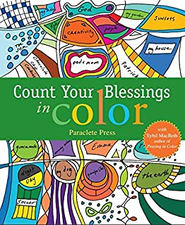 Count Your Blessings in Color: with Sybil MacBeth, Author of Praying in Color